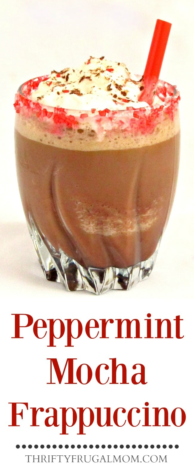 Peppermint Mocha Frappe Recipe