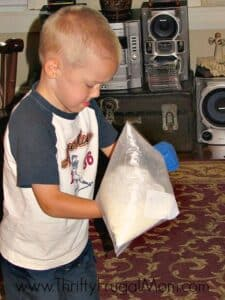 Boy Ice Cream