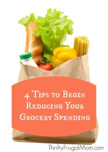 How to Save Money on Groceries- 4 Tips to Reduce Your Spending