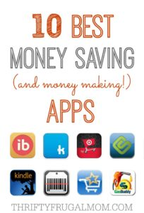 10 Best Money Saving (and money making!) Apps