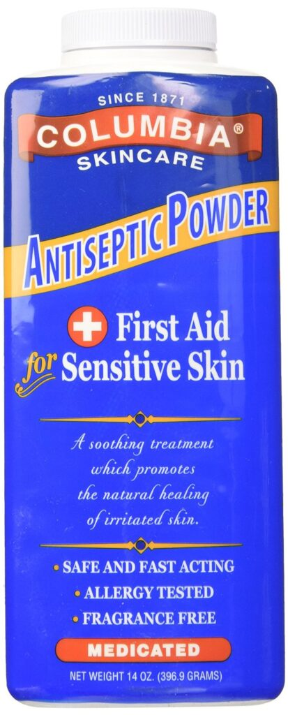 Columbia Antiseptic Powder