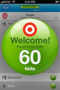 Shopkick money saving app