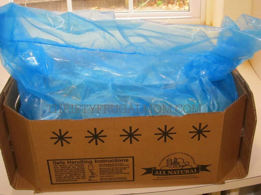 Zaycon Foods Box $1.99