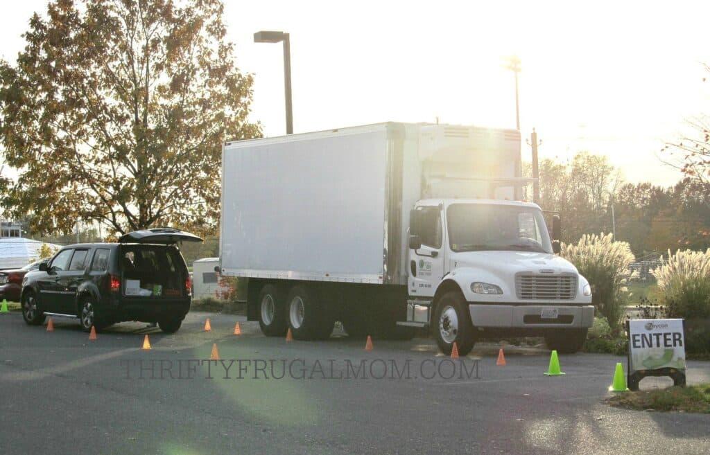 Zaycon Foods Truck $1.99