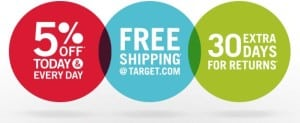 How I Get Free Shipping on ANY Target Order