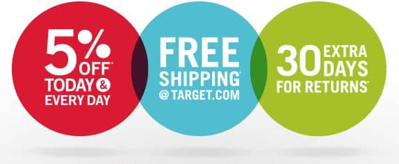 Free Shipping On All Target Orders