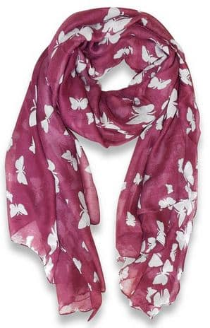 Butterfly Scarf under $10
