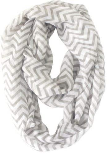 Chevron scarf under $10