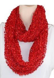 Confetti solid color scarf under $10