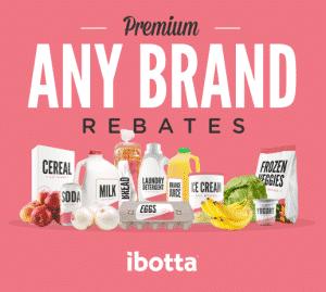 Ibotta any brand