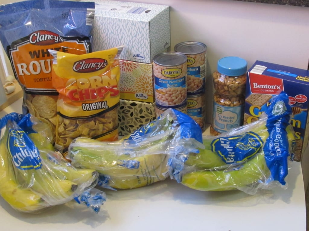 $200 grocery budget