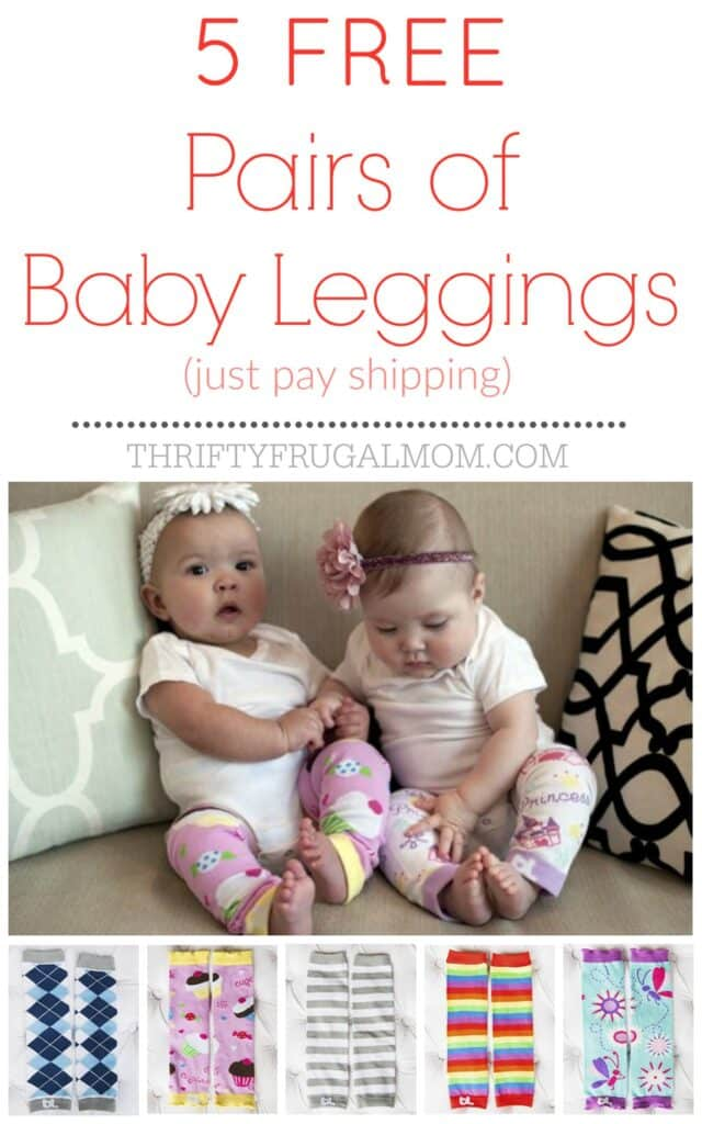 Free Baby Leggings
