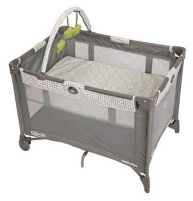 Frugal Mom's Must Have Baby Gear- Graco Pack N Play