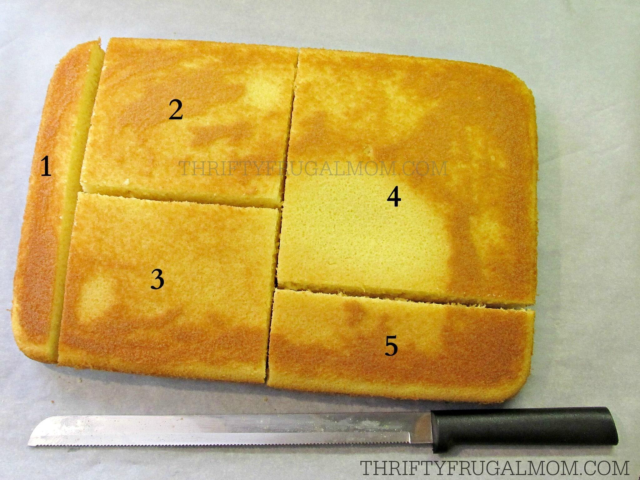 Cake Board Wrap