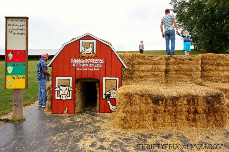cherry-crest-adventure-farm-hay-tunnel