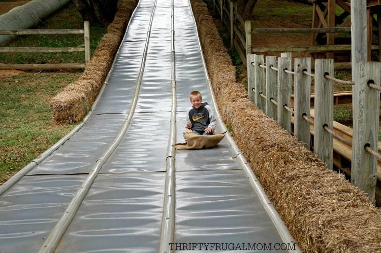 cherry-crest-adventure-farm-slide-boy