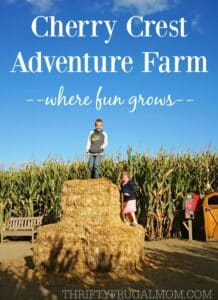 Our Day at Cherry Crest Adventure Farm (Lancaster, Pennsylvania)
