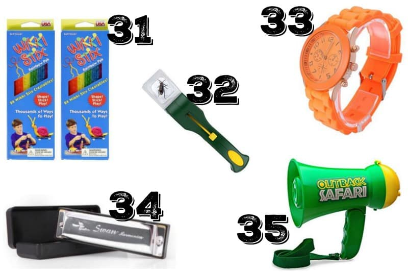 kid's stocking stuffer ideas