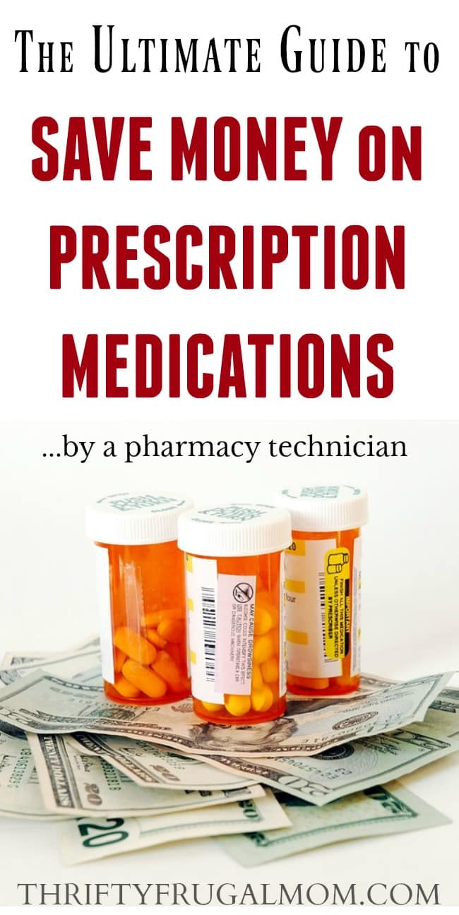 So awesome! This pharmacy technician tell you everything you need to know about how to save money on prescription medication. Ideas for everyone!