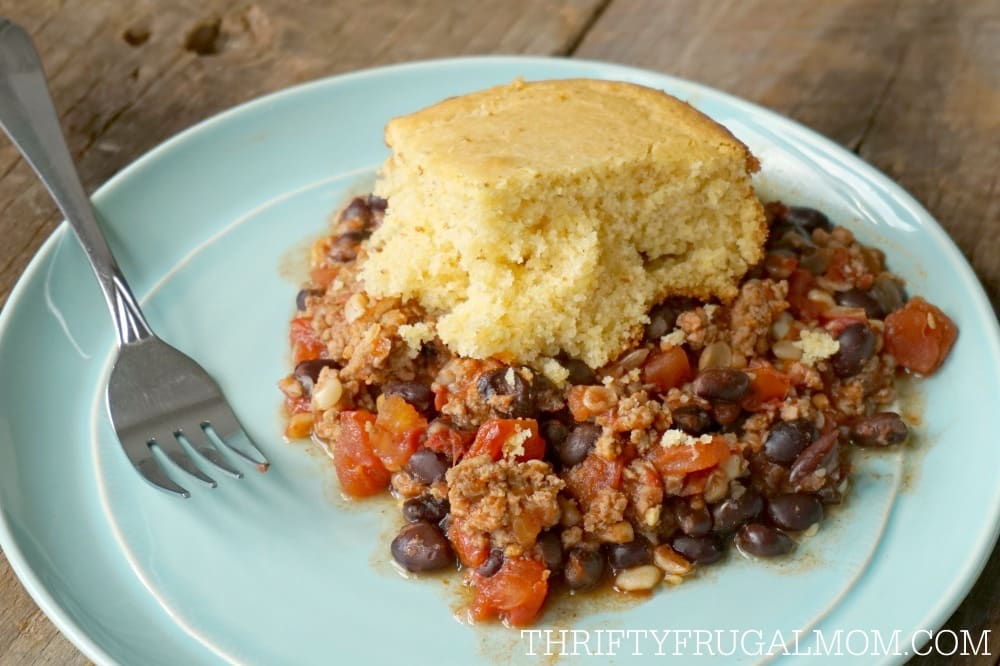 tamale pie slow cooker
