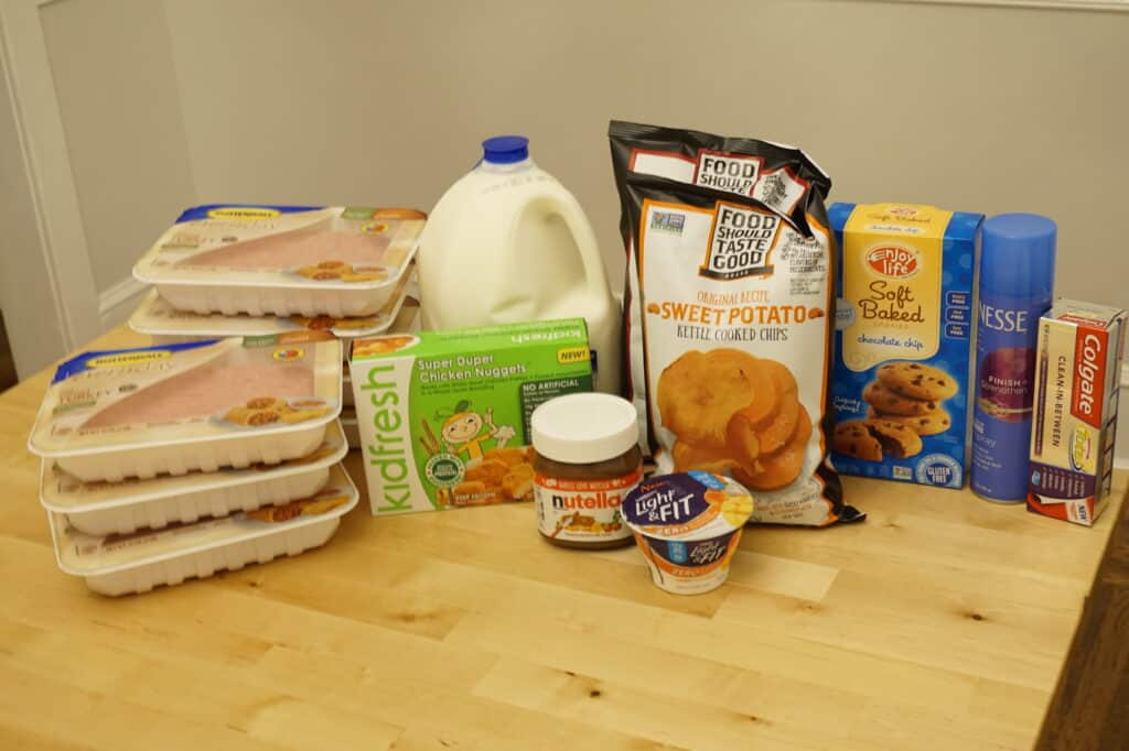 Frugal Living- saving money on groceries