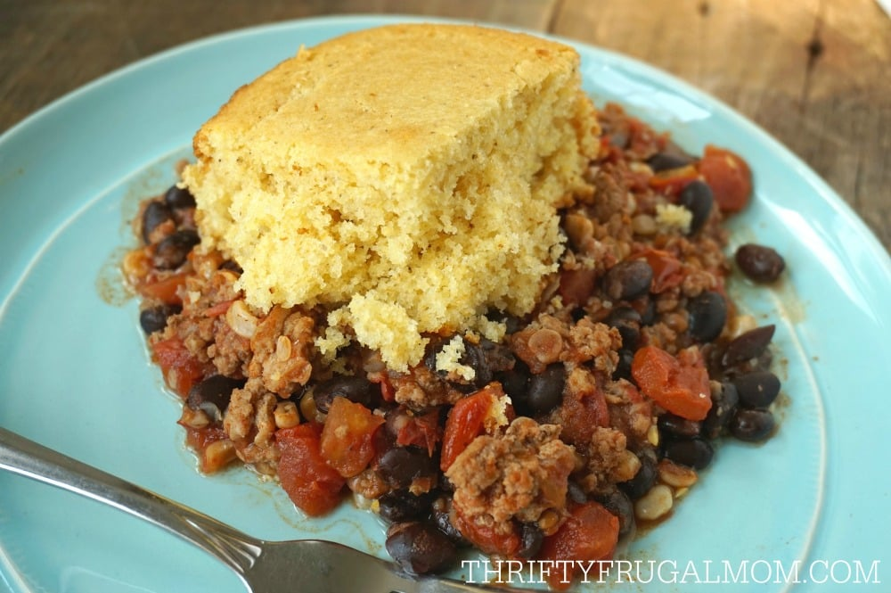 tamale pie crockpot