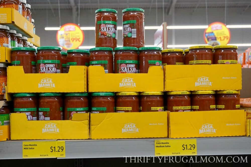 Favorite Things to Buy at Aldi cheap