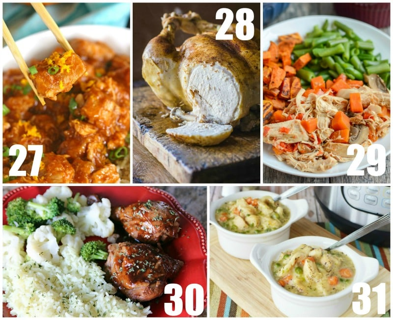 Quick and Easy Chicken Recipes for Frugal Family Meals