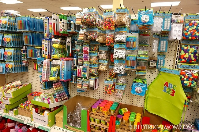 Dollar Tree Craft Supplies