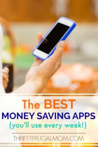 The Best Money Saving Apps (that you'll use every week!)