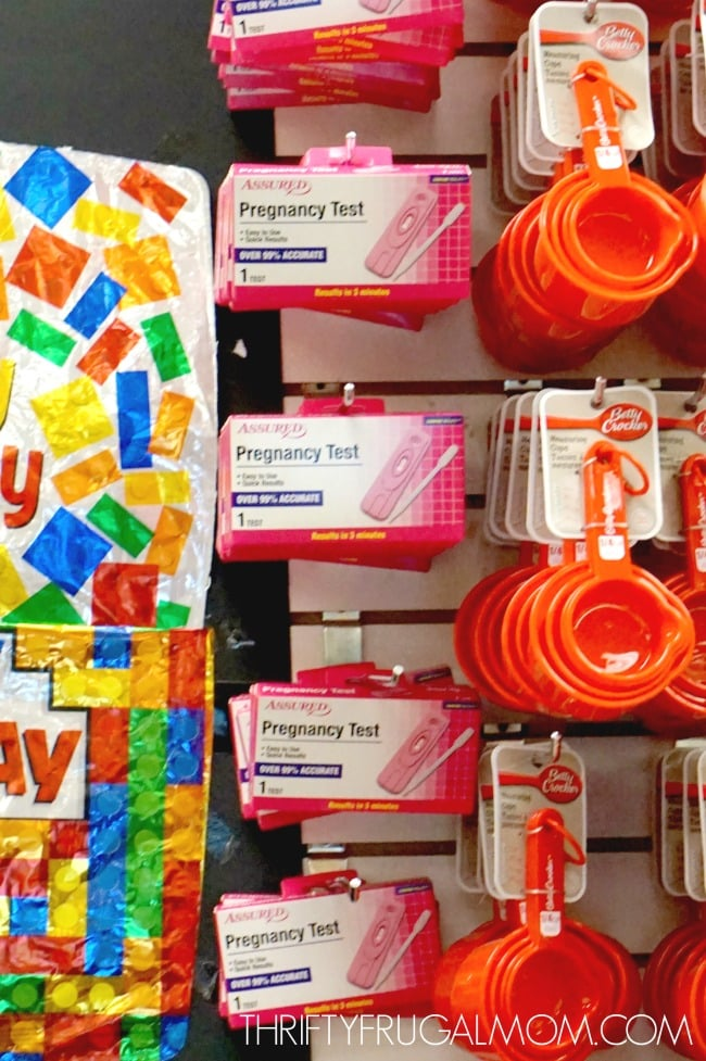 Where to get cheap pregnancy tests