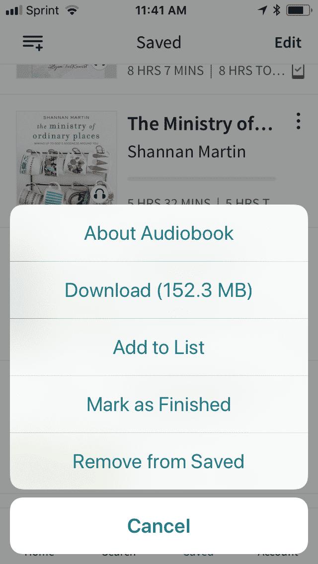 Cheap Audiobooks- Scribd - Thrifty Frugal Mom