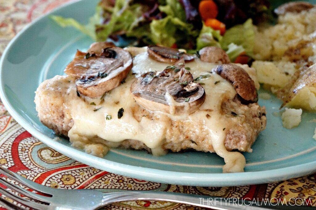 Easy Boneless Pork Loin Chops Recipe
