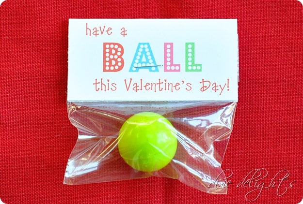 Cheap Valentines for Kids Ideas
