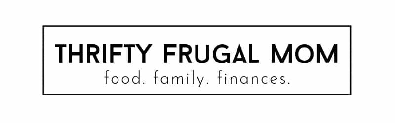 Thrifty Frugal Mom
